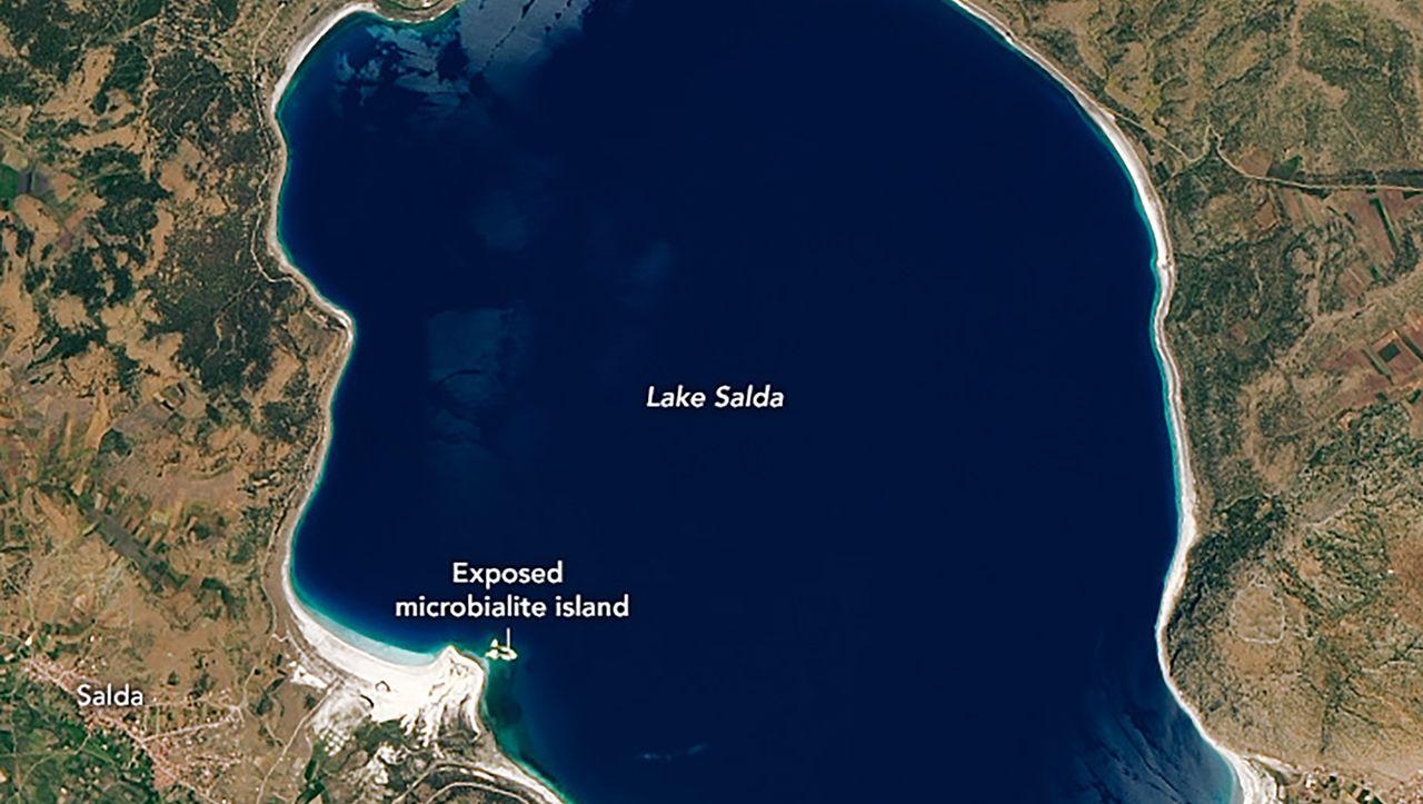 Photo of NASA-Mission: Der auf dem Mars ausgetrocknete See hat einen terrestrischen Zwilling in der Türkei