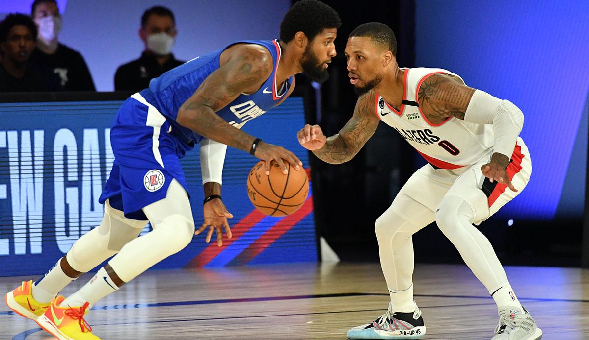 """Photo of NBA News – Damian Lillard antwortet auf die Bosheit von LA Clippers: """"Ein Zeichen des Respekts"""""""