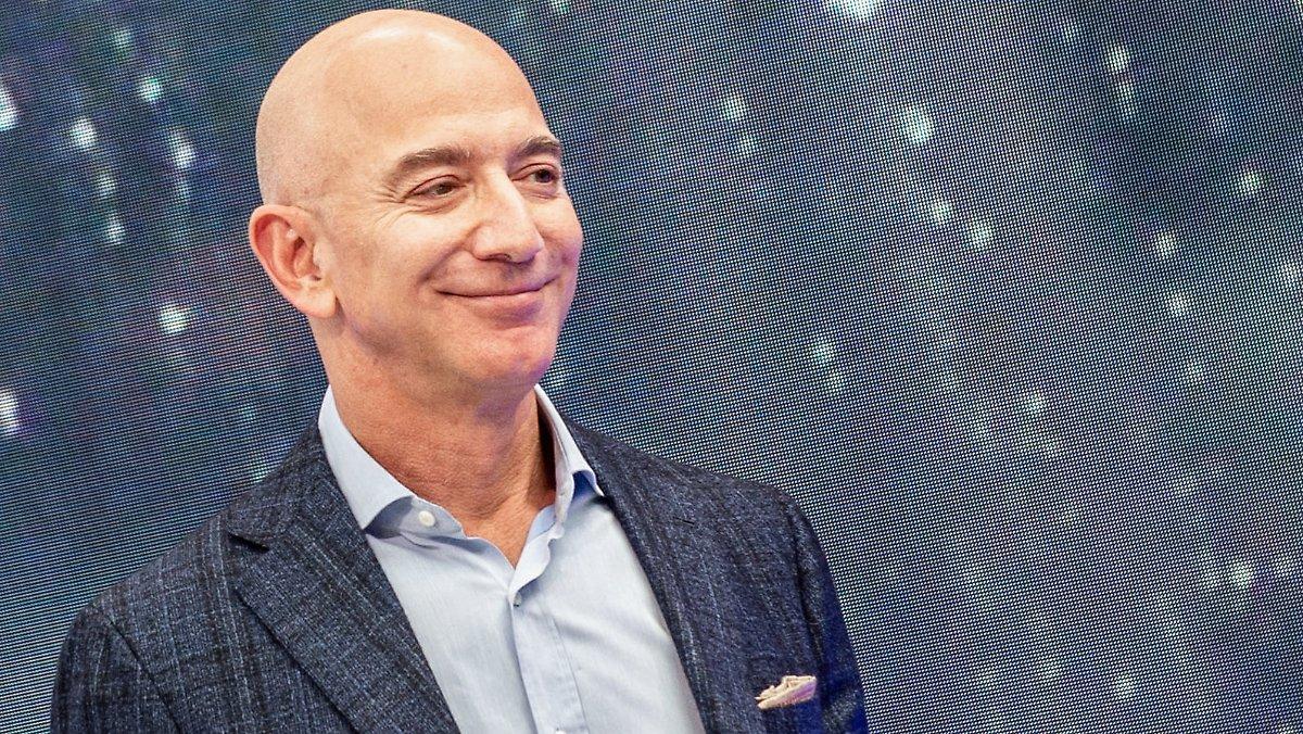 Photo of Nach dem Rekord von Amazon: Bezos verkauft eine Million Technologieanteile