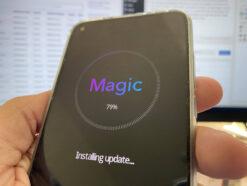 Magisches UI-Update