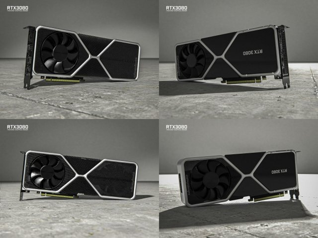 Nvidia Ampere - Neues Leck in VRAM-Modellen und -Geräten