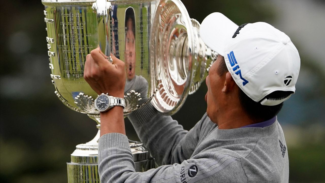 Photo of PGA-Meisterschaft: Collin Morikawa gewinnt den ersten Major in San Francisco
