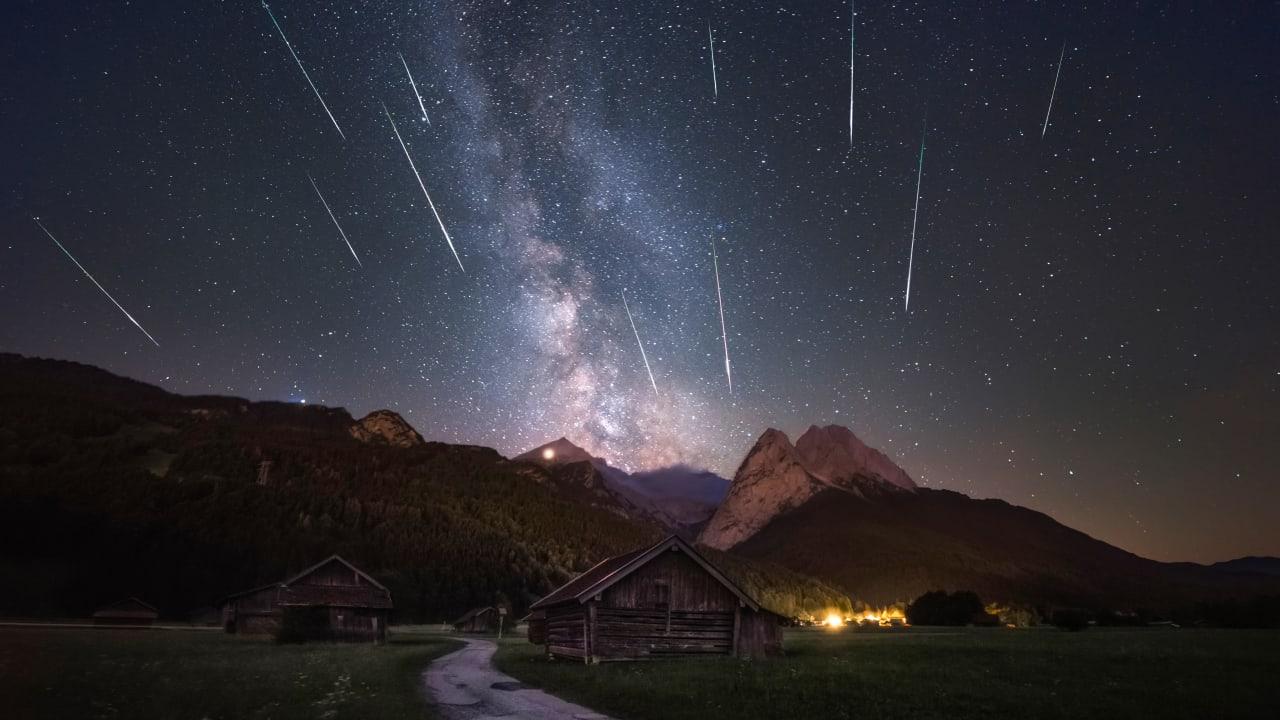 Photo of Perseiden: In welcher Nacht sehen Sie die meisten Sternschnuppen?  – Berater