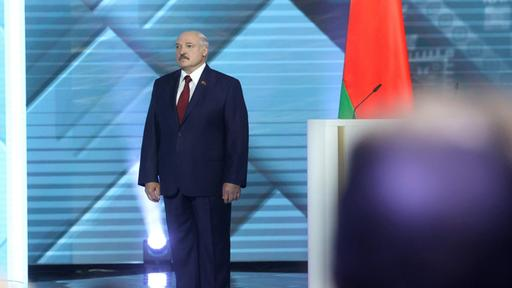 """Präsidentschaftswahlen in Belarus: ein """"Diktator"""" unter Druck"""