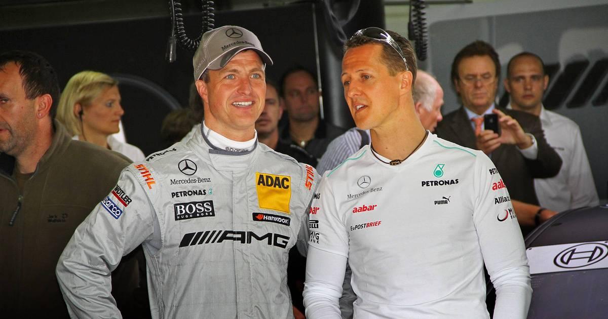 """Photo of Ralf Schumacher in der Formel-1-Legende Michael: """"Er war immer sehr stolz"""""""