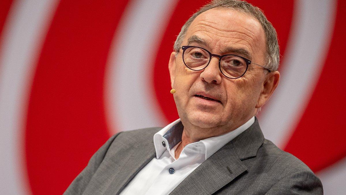 Photo of Rot-Rot-Regierung träumte davon: Walter-Borjans erwägt eine Koalition mit der Linken