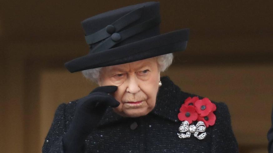 Royals: Die Königin schalt Prinz Harry für diese Aktion von Meghan