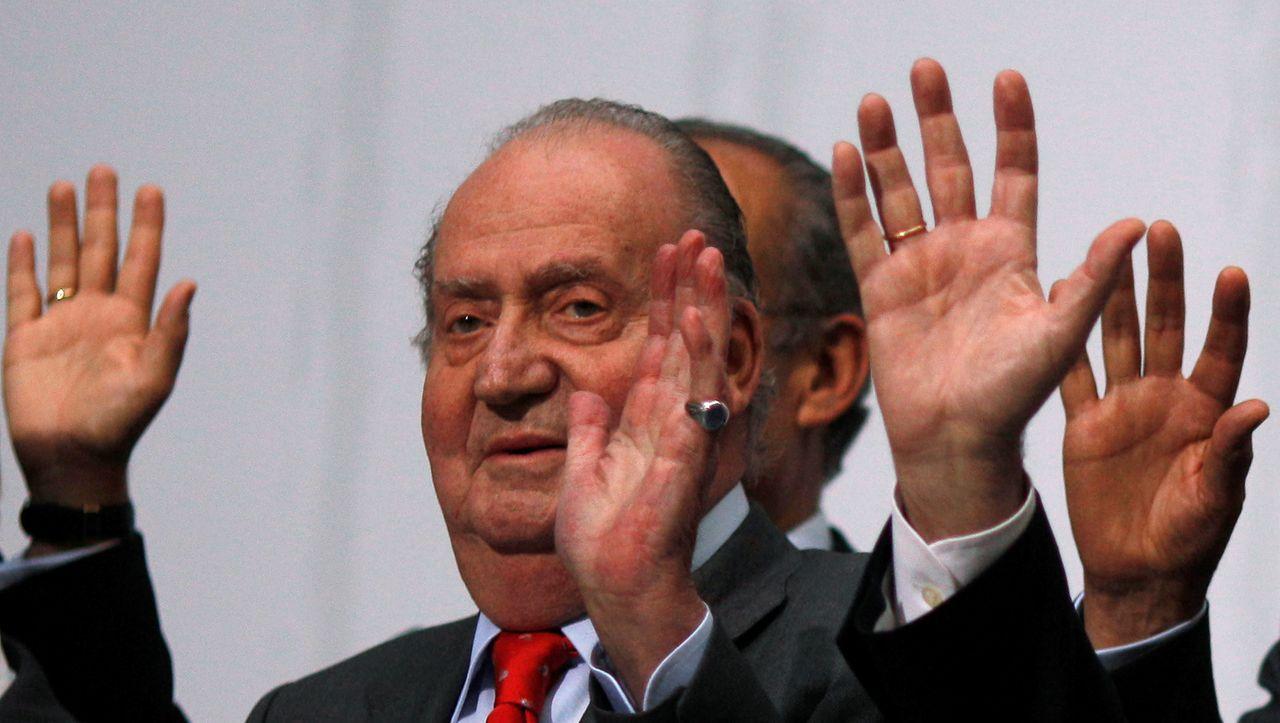 Spanien: Juan Carlos I. soll das Land bereits verlassen haben
