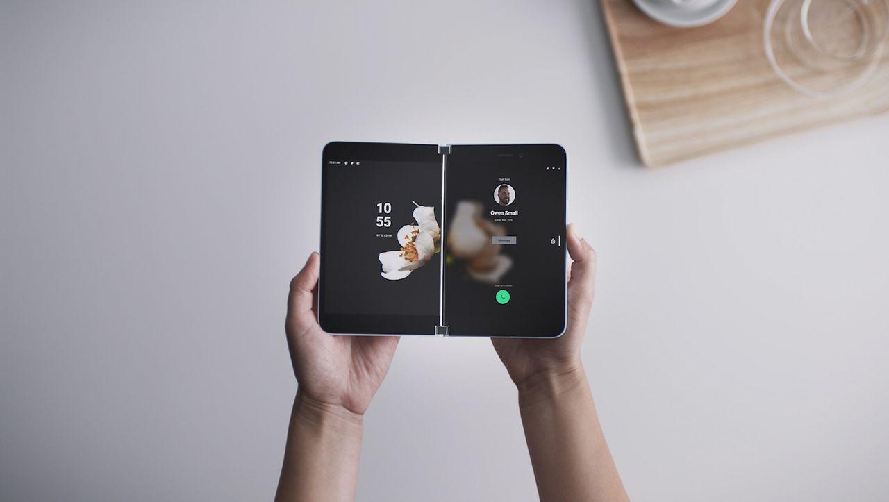 Photo of Surface Duo: Microsoft kündigt Dual-Screen-Smartphone an