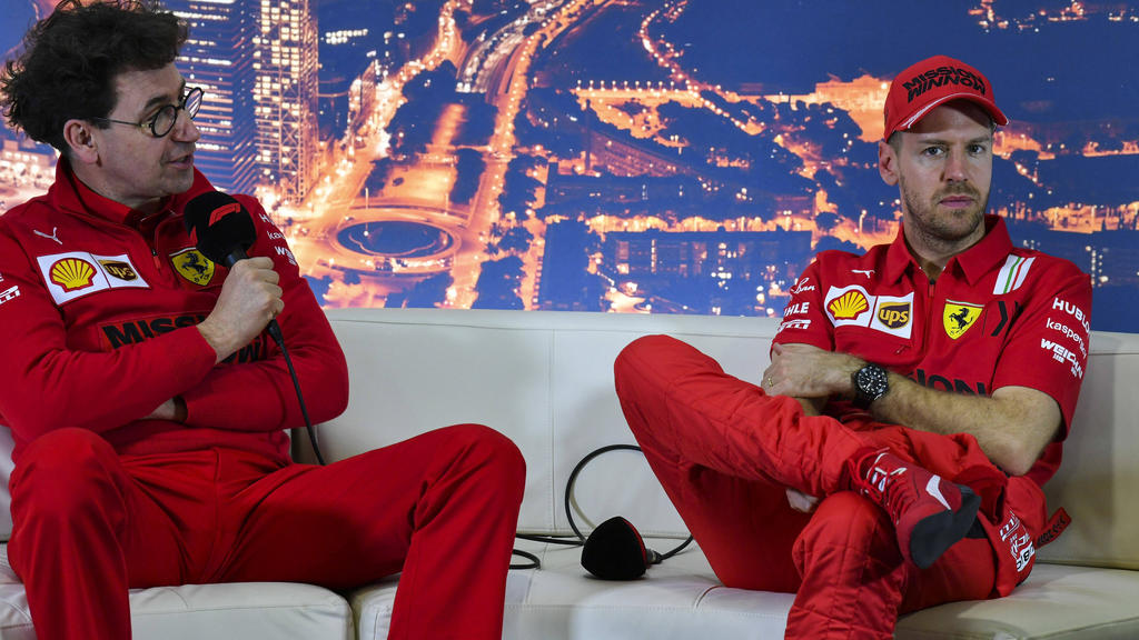 Photo of Vettels frühe Vertreibung? Das sagt der Ferrari-Teamchef