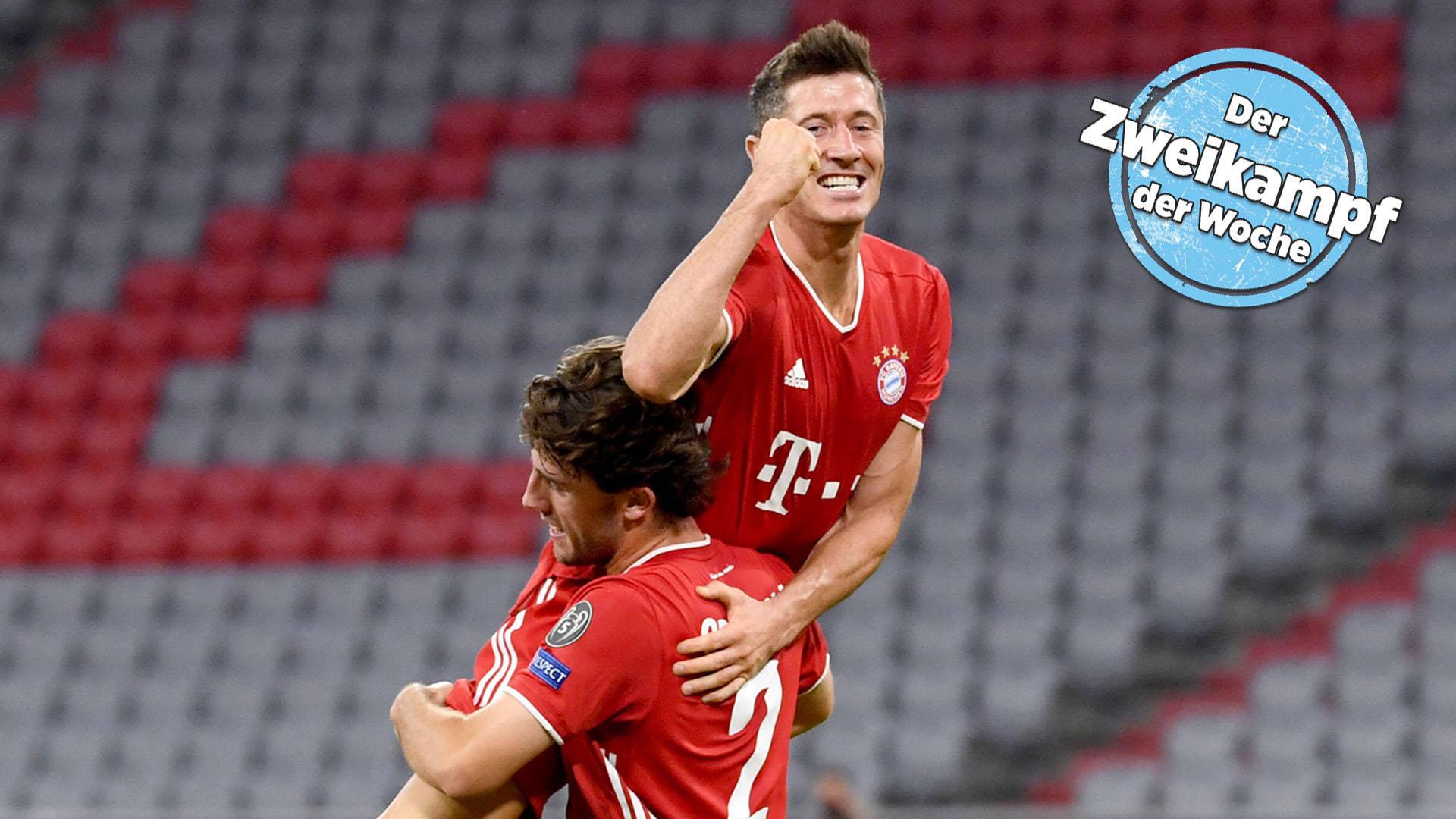 """Photo of """"Vier Spieler sind besser als Lewandowski"""""""