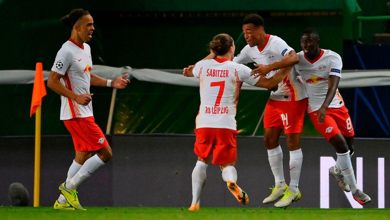 Viertelfinale der Champions League: Tyler Adams führt RB Leipzig im Halbfinale gegen Atlético Madrid an