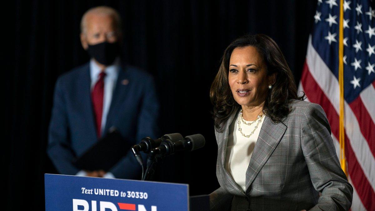 Photo of Wahlkampf mit groben Theorien: Trump bezweifelt Harris 'Recht, sich als Stellvertreter zu bewerben