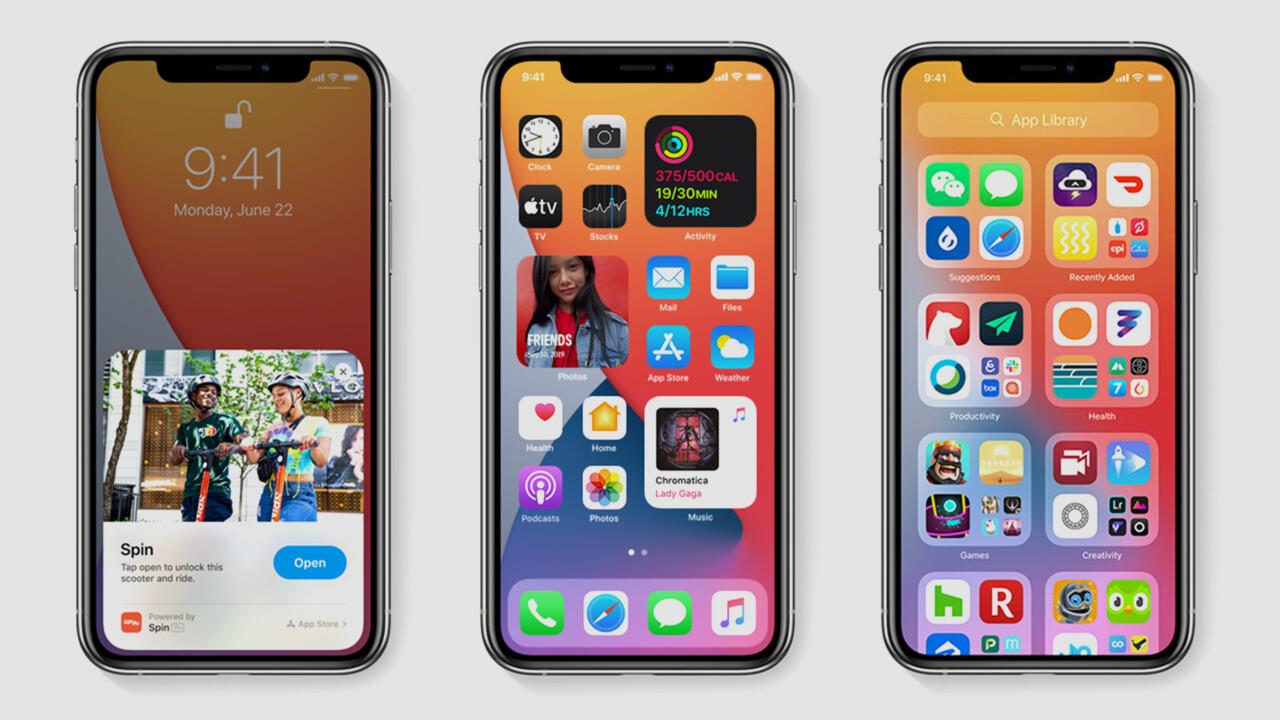 iOS 14 und iPadOS 14: Apple gibt zweite öffentliche Beta frei